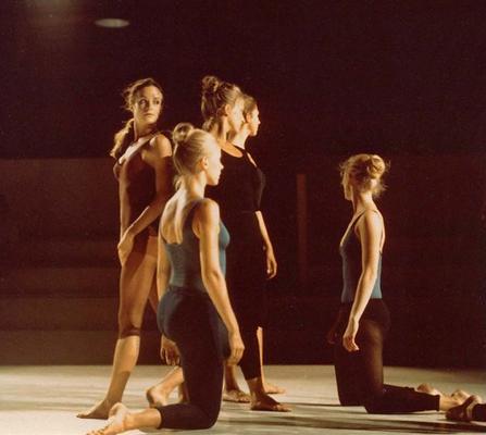 Pionérerne i den moderne dans